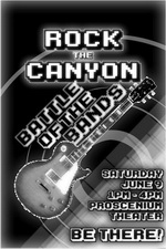 Rock the Canyon