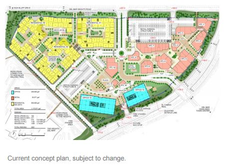 One Paseo Concept Plan