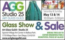 Art Glass Guild Show May 2017